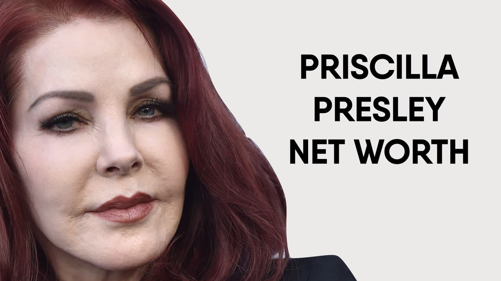 Priscilla Presley Net Worth And Earnings In 2020